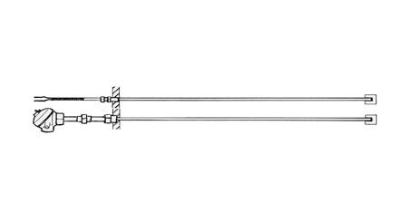 Boiler Tubeskin Thermocouple