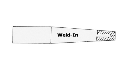Weld-in Drilled Bar Stock Thermowell